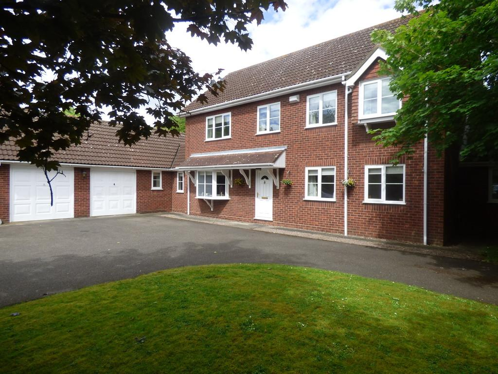 4 Bedrooms Detached House for sale in Independence Drive, Pinchbeck