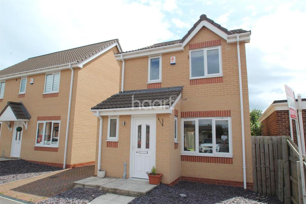 3 Bedrooms Detached House for sale in Lime Avenue Auckley