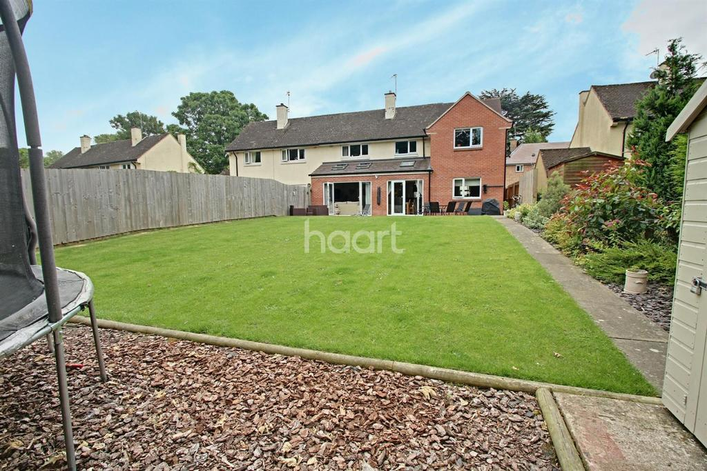 4 Bedrooms Semi Detached House for sale in Maytree Lane, Woodhouse