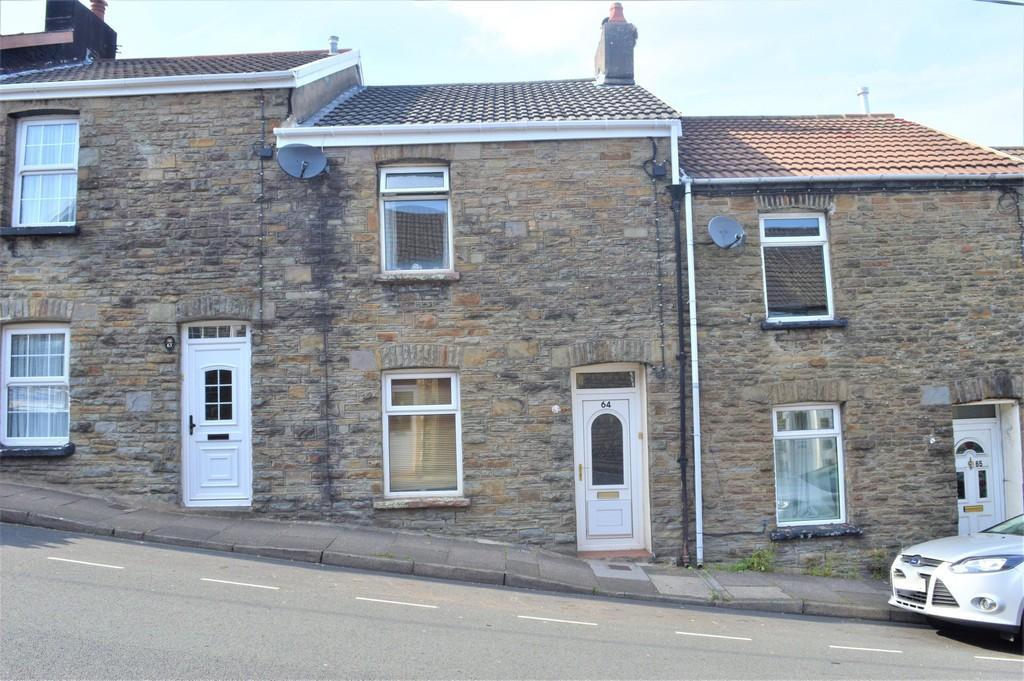 2 Bedrooms Terraced House for sale in Heolddu Road, Bargoed