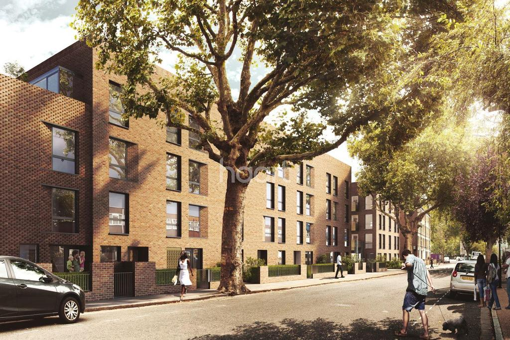 1 Bedroom Flat for sale in Elmington Green, Southampton Way, Camberwell, SE5
