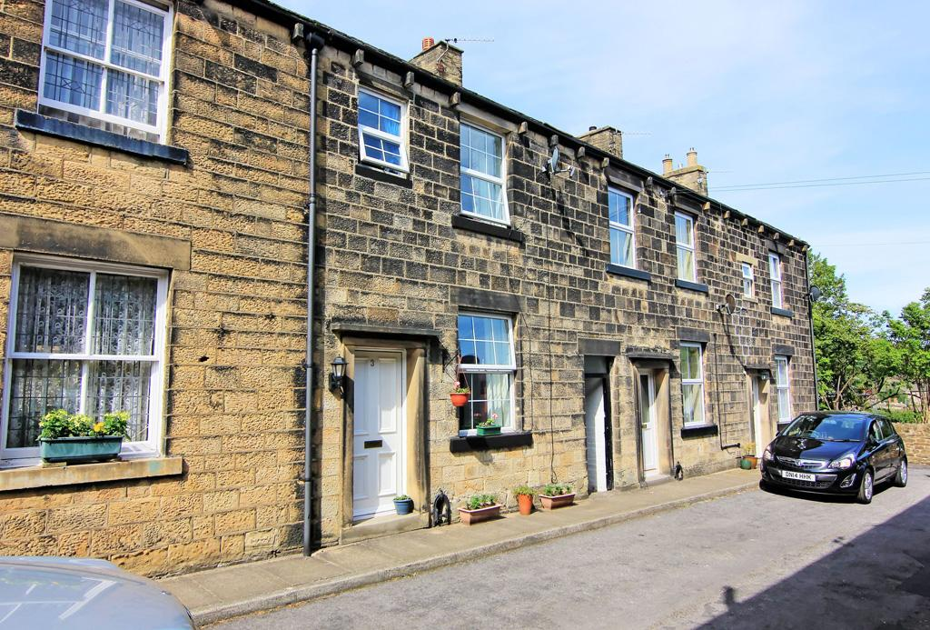2 Bedrooms Cottage House for sale in 3 Prospect Place, Skipton