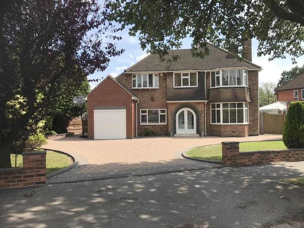 4 Bedrooms Detached House for sale in Bryanston Road, Solihull