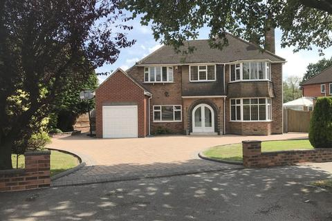 4 bedroom detached house for sale - Bryanston Road, Solihull