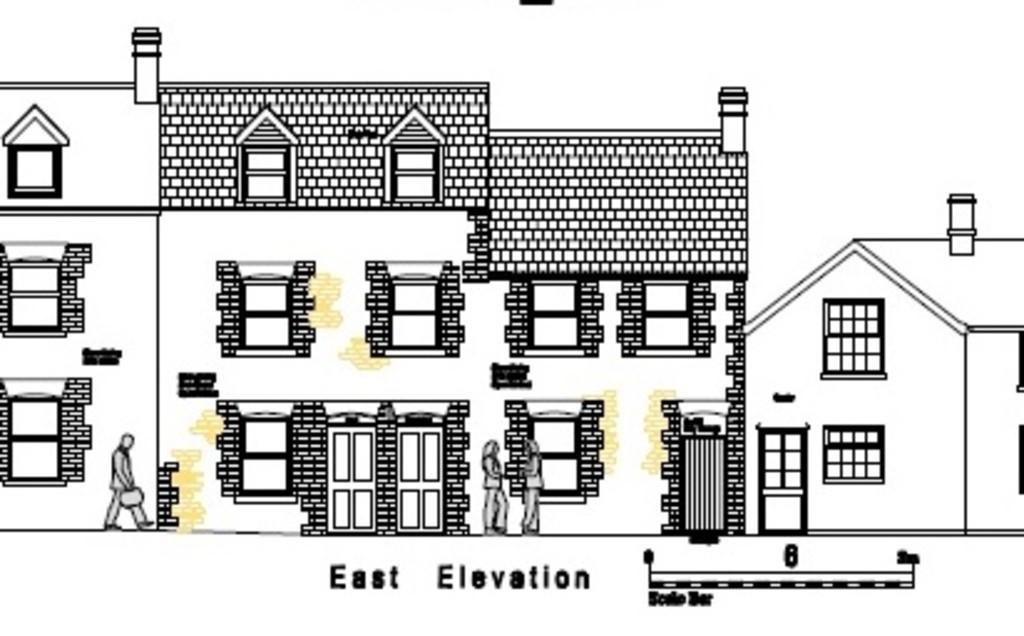 Residential Development Commercial for sale in Development Opportunity for 4 Apartments with Full Planning Consent - Uppingham