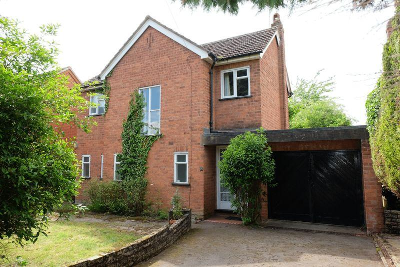 3 Bedrooms Detached House for sale in Areley Common, Stourport-On-Severn DY13 0NQ