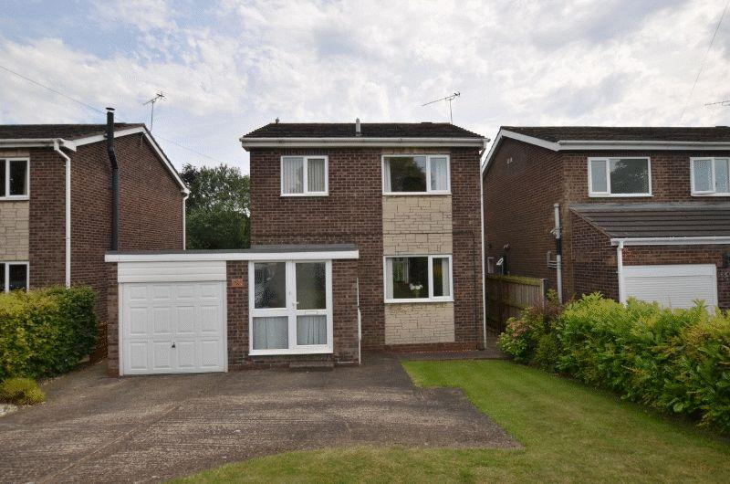 3 Bedrooms Detached House for sale in Valley View Drive, Scunthorpe