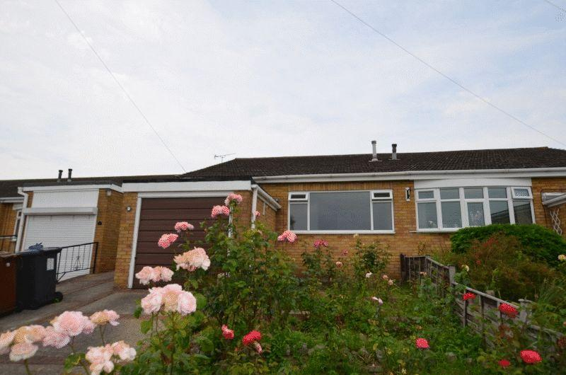 2 Bedrooms Semi Detached Bungalow for sale in Blenheim Court, Scunthorpe