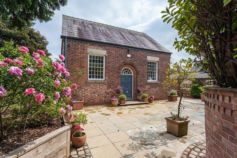 5 Bedrooms Detached House for sale in Westage Lane, Great Budworth