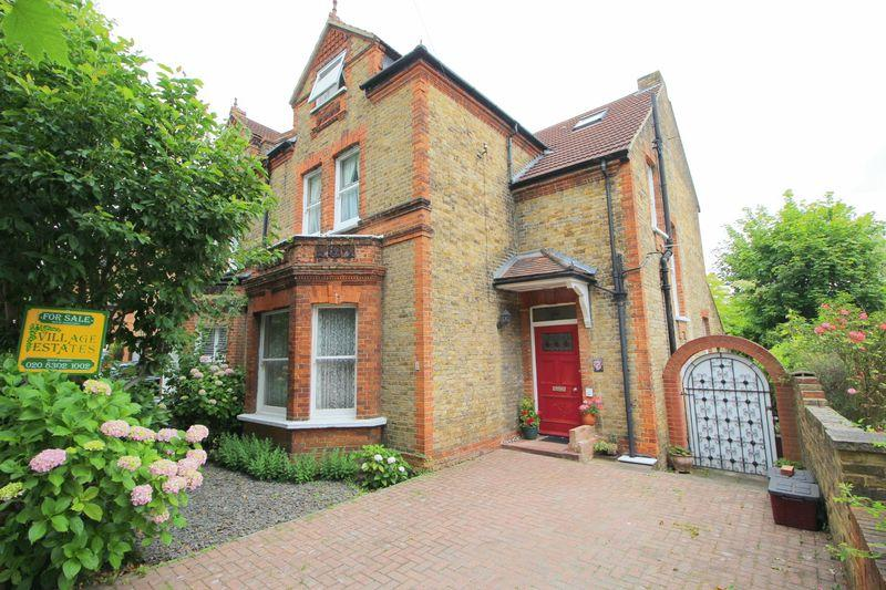5 Bedrooms Semi Detached House for sale in Carlton Road, Sidcup, DA14 6AH