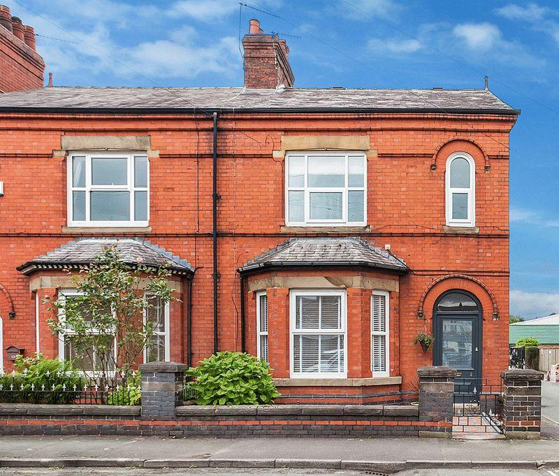 4 Bedrooms Semi Detached House for sale in Park Road, Congleton