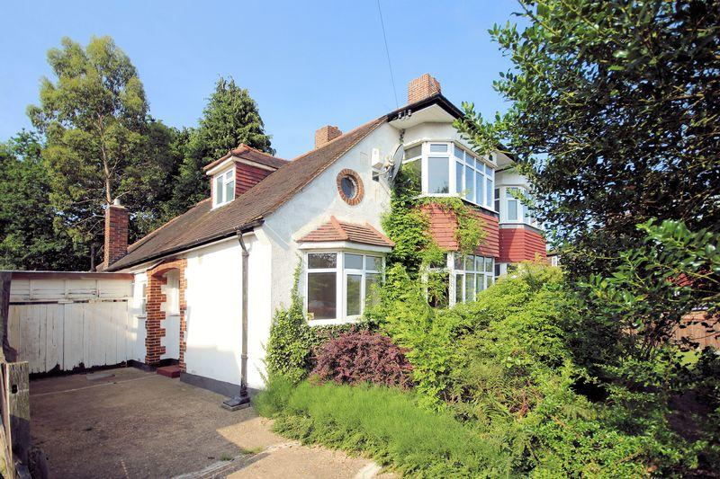 3 Bedrooms Semi Detached House for sale in Keswick Road, West Wickham