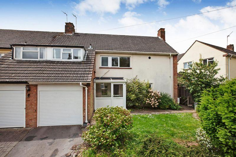 4 Bedrooms Semi Detached House for sale in Wilton Grove, Taunton