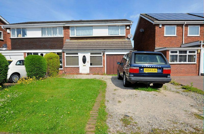 3 Bedrooms Semi Detached House for sale in Firth Park Crescent, Halesowen