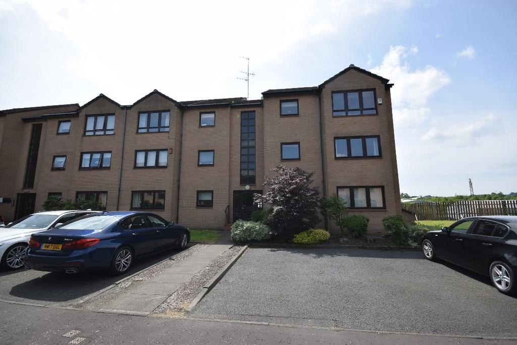 2 Bedrooms Flat for sale in Spiers Grove, Thornliebank, Glasgow, G46 7RL