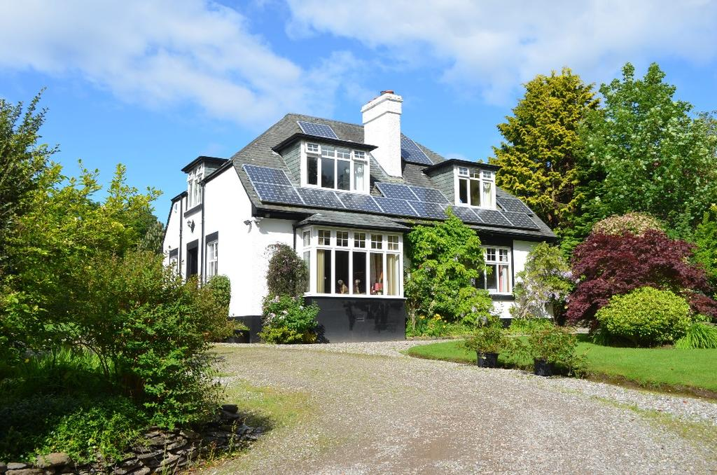 3 Bedrooms Bungalow for sale in Rhu Road Higher, Helensburgh, Argyll Bute, G84 8JR