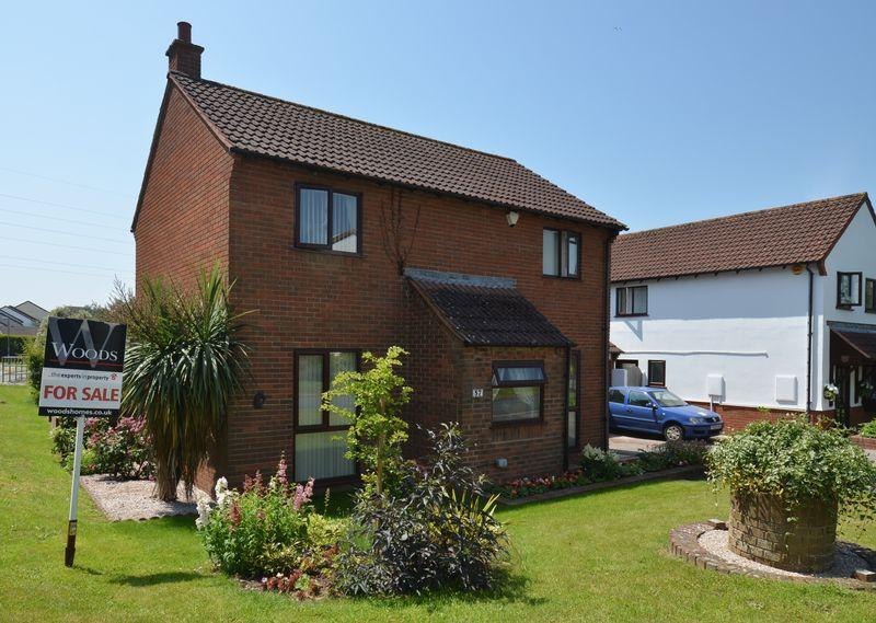 3 Bedrooms Detached House for sale in Sandygate Mill, Kingsteignton