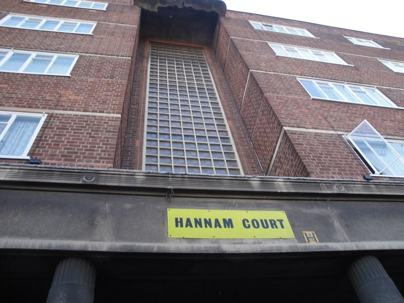 Hannam Court Charles Street Leicester 1 Bed Flat 163 425