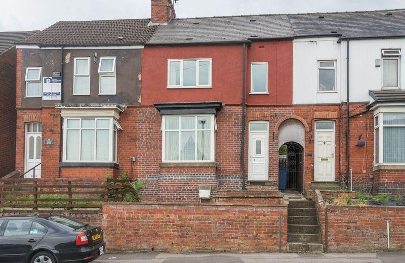3 Bedrooms Terraced House for sale in Newman Road, Wincobank, S9 1LW - Extended To The Rear