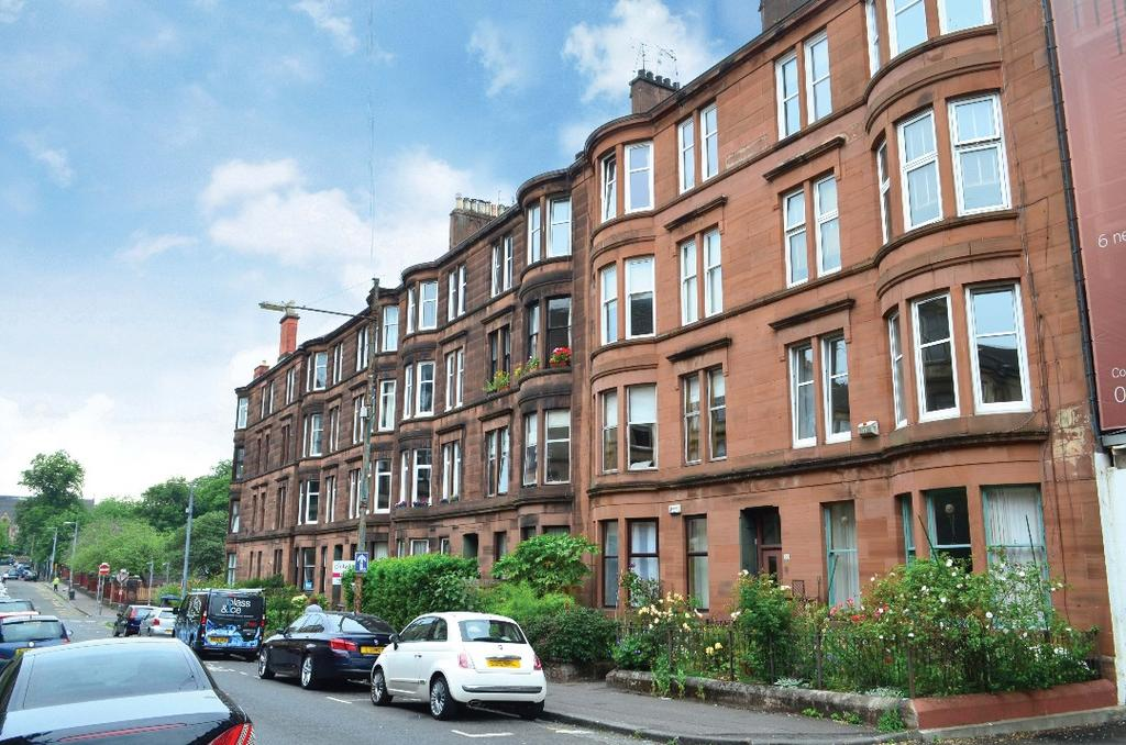 1 Bedroom Flat for sale in Havelock Street, Flat 1/1, Partick, Glasgow, G11 5JA