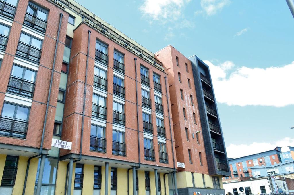 2 Bedrooms Flat for sale in Howard Street, Flat 3/4, City Centre, Glasgow, G1 5HE