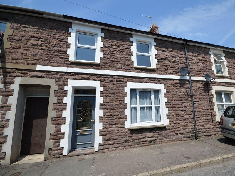 3 Bedrooms Terraced House for sale in Stanhope Street, Abergavenny