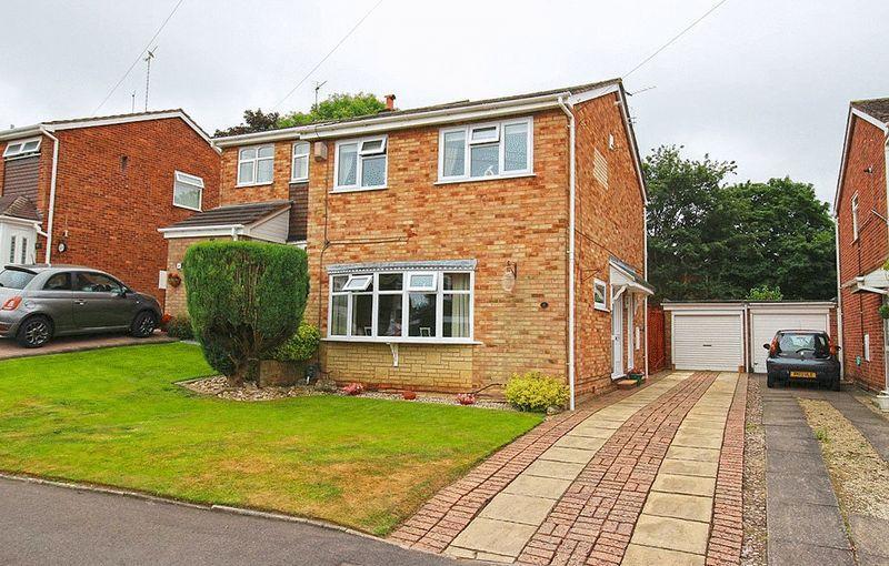 3 Bedrooms Semi Detached House for sale in Linfield Gardens, NORTHWAY, SEDGLEY