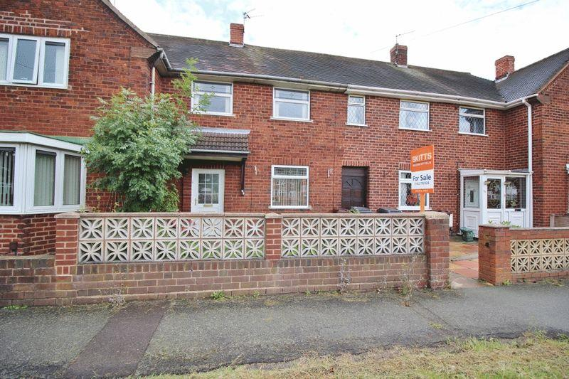 2 Bedrooms Terraced House for sale in Lower Prestwood Road, Wednesfield, Wolverhampton