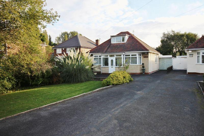 2 Bedrooms Detached Bungalow for sale in Cannock Road, Westcroft, Wolverhampton