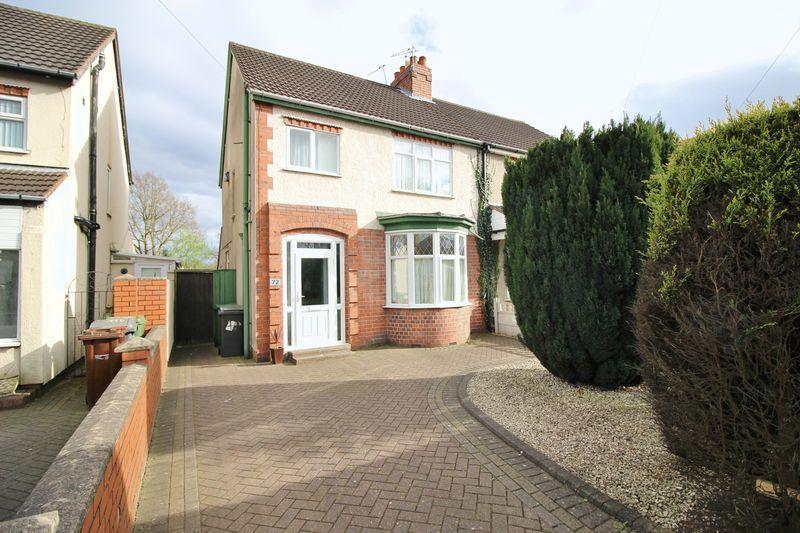 3 Bedrooms Semi Detached House for sale in Prestwood Road West, Wednesfield