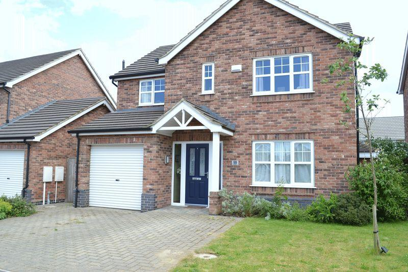 4 Bedrooms Detached House for sale in Ennerdale Lane, Scunthorpe