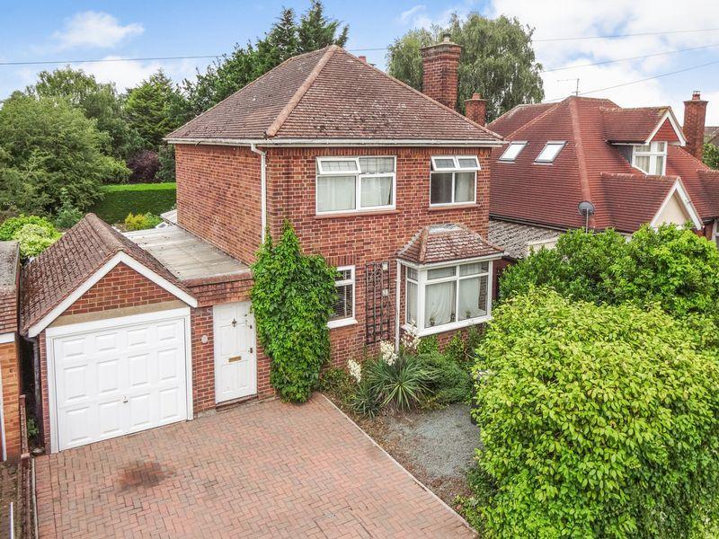 3 Bedrooms Detached House for sale in Grange Road, Ampthill