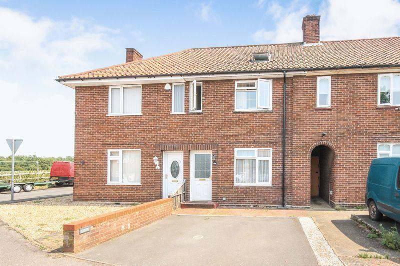 3 Bedrooms Terraced House for sale in Montgomery Close, Stewartby