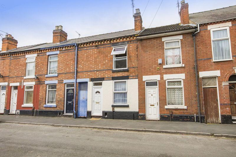 2 Bedrooms Terraced House for sale in HALL STREET, ALVASTON