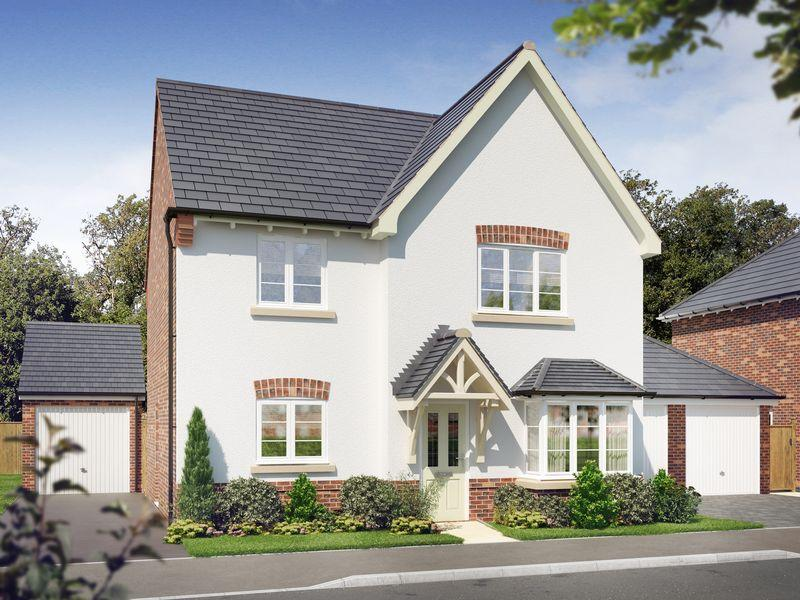 4 Bedrooms Detached House for sale in THE BIRCHOVER, LANGLEY COUNTRY PARK