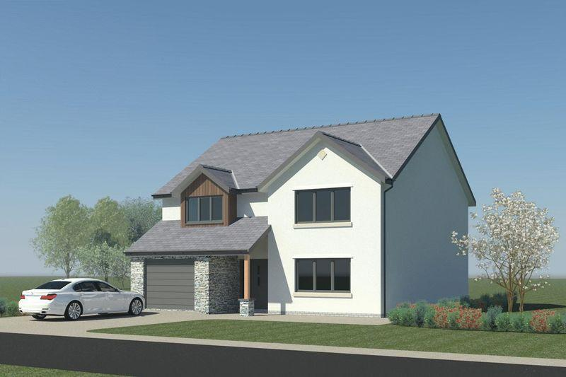 4 Bedrooms Land Commercial for sale in Llanbedrgoch, Anglesey