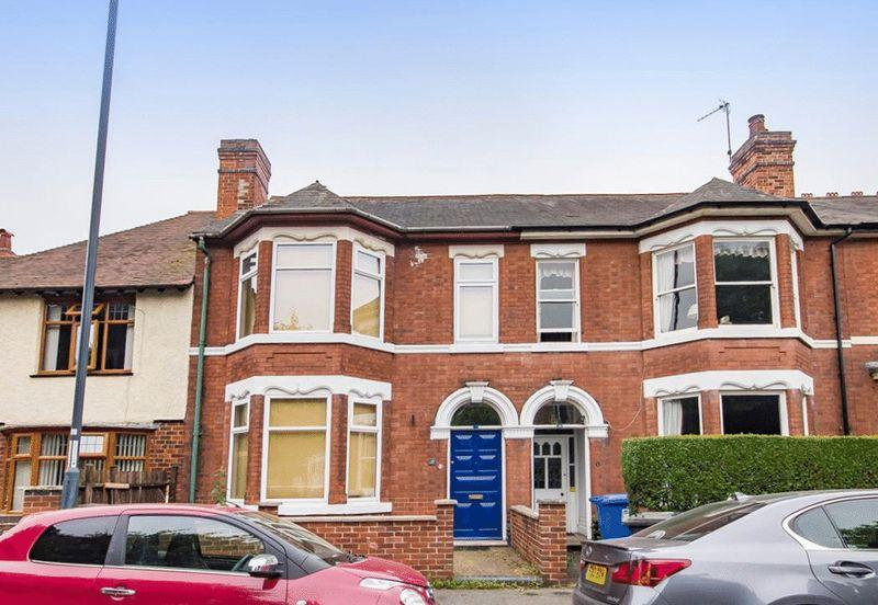 4 Bedrooms Terraced House for sale in CARLTON ROAD, DERBY