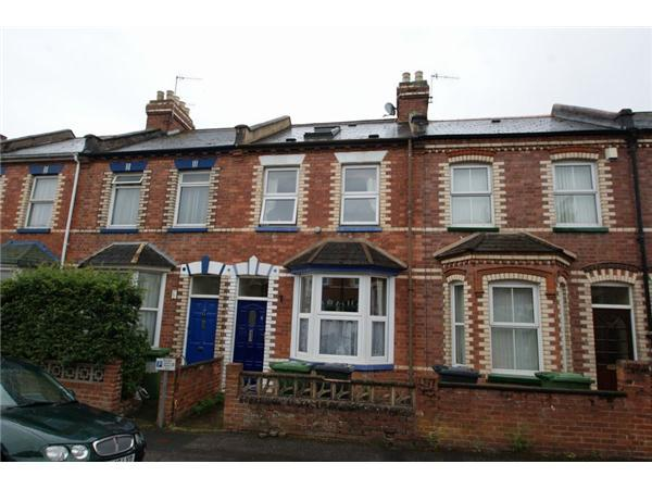 2 Bedrooms Terraced House for sale in Cornwall Street, EXETER