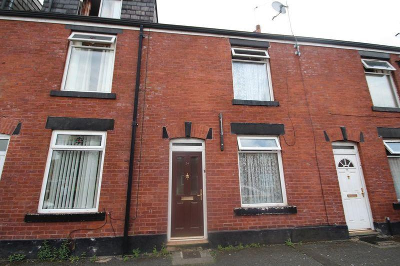 2 Bedrooms Terraced House for sale in Corbett Street, Rochdale OL16 2EX