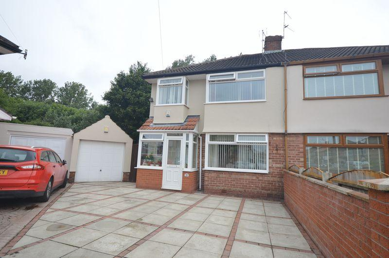 3 Bedrooms Semi Detached House for sale in Vineside Road, West Derby