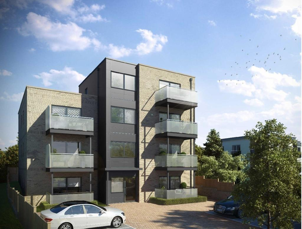 2 Bedrooms Ground Flat for sale in Hillbrow Road, Bromley, BR1