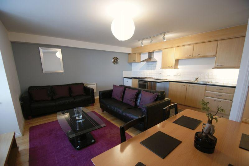 2 Bedrooms Apartment Flat for sale in Chancellor Court, Liverpool