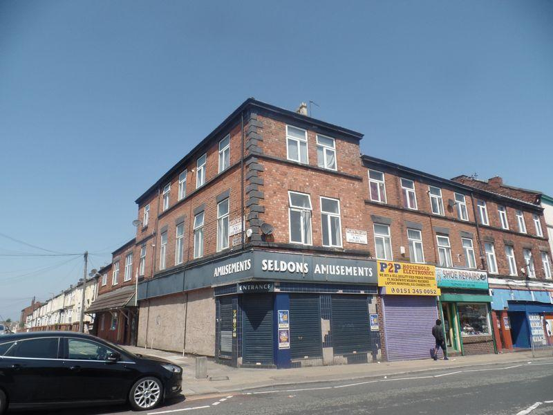 10 Bedrooms Flat for sale in 2 Ullswater Street, Liverpool