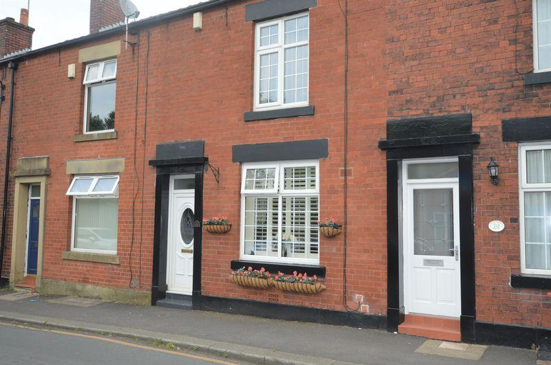 3 Bedrooms Terraced House for sale in Stonefield Street, Milnrow, Rochdale