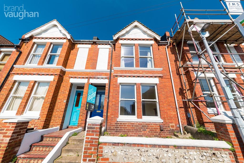 2 Bedrooms Terraced House for sale in Seville Street, Brighton, BN2