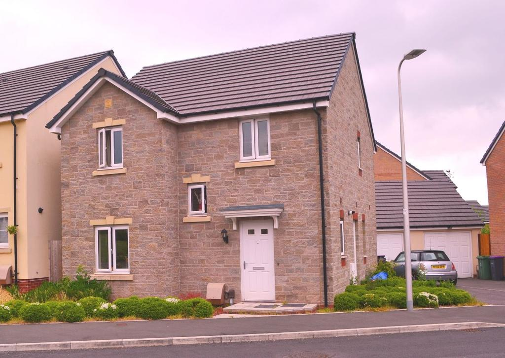 4 Bedrooms Detached House for sale in Heol Y Groes, Coed Eva