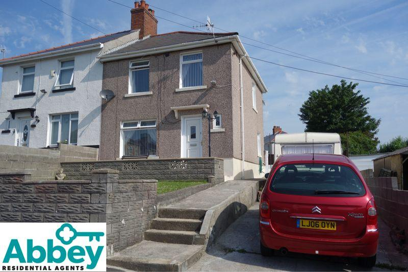3 Bedrooms Semi Detached House for sale in Carlyle Street, Briton Ferry, Neath, SA11 2LB
