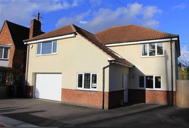 5 Bedrooms Detached House for sale in Whitehall Road, Leicester, Leicestershire