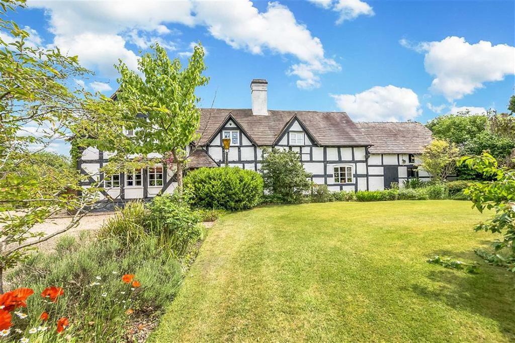 4 Bedrooms Detached House for sale in Hanwood, Shrewsbury