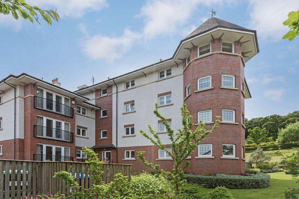 2 Bedrooms Flat for sale in 1/4 Hillpark Rise, Blackhall, EH4 7BB